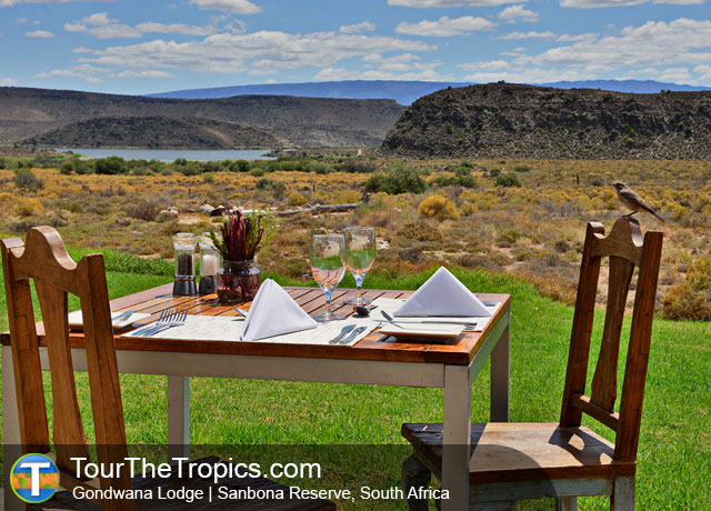Gondwana Lodge - Luxury Tours in South Africa