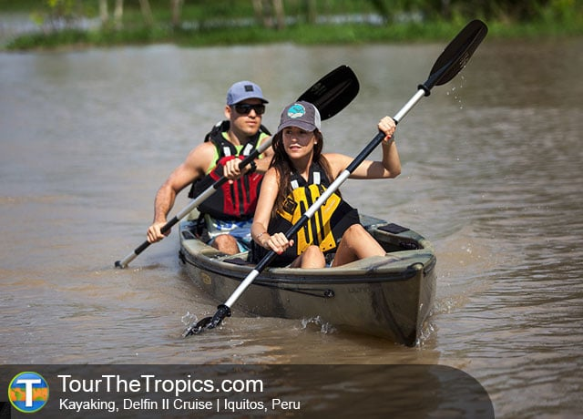 Kayaking - Things to do in Peru