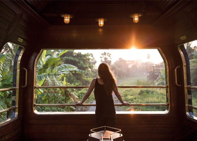 The Belmond Eastern & Orient Express, Thailand Tours