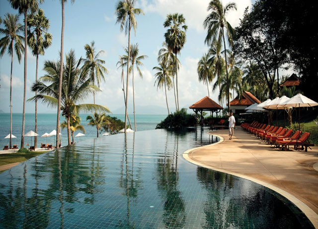 The Belmond Napasai Resort, Thailand Tours
