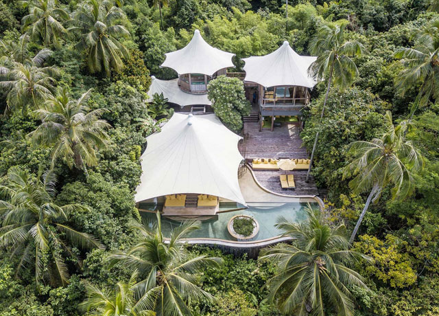 The Soneva Resort, Thailand Tours