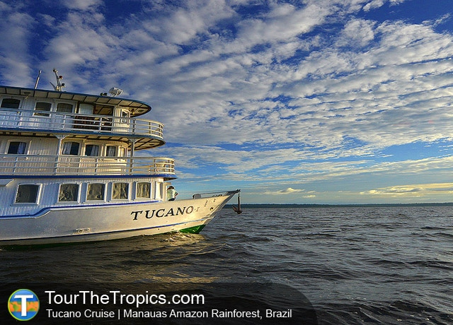 Tucano Amazon Cruise, Manaus Amazon, Brazil