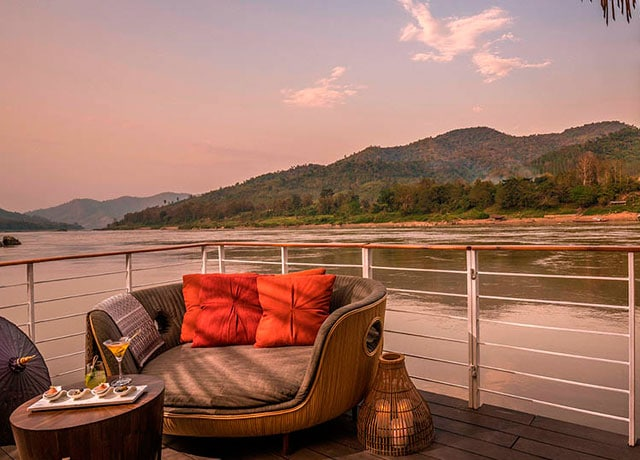 The Gypsy Mekong Cruise, Mekong River Cruise