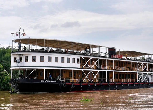 The Mekong Pandaw Cruise, Mekong River Cruise