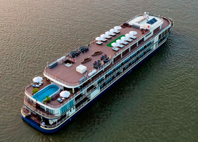 The Victoria Mekong Cruise, Mekong River Cruise
