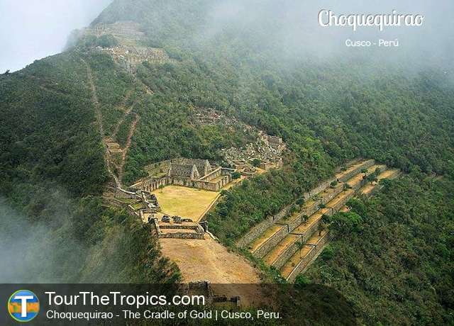 The Cradle of Gold - Top Attractions in Peru