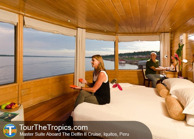 Delfin II - Amazon Rainforest Tour Prices