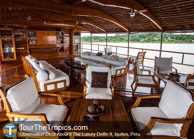 Delfin II Cruise - Amazon Jungle Tours from Lima